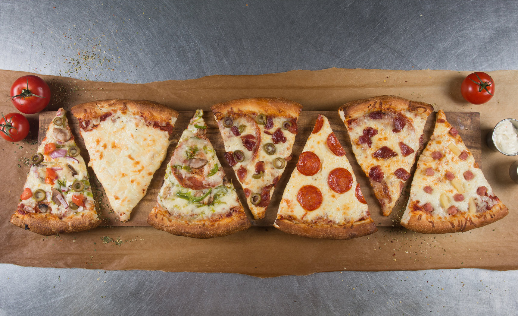 Pizza la Différence